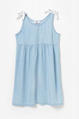 Blue denim Carinegi dress