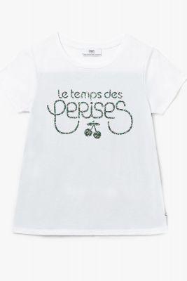 White Edwingi t-shirt