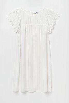 White Gemmagi dress