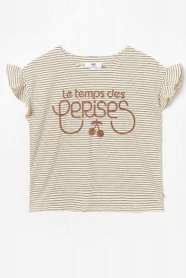 Striped Nadygi t-shirt