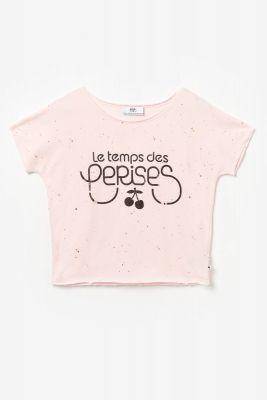 Pink Wakegi t-shirt