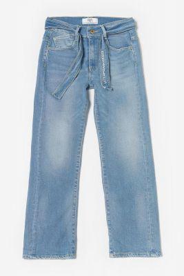 Jeans large Wave bleu N°5