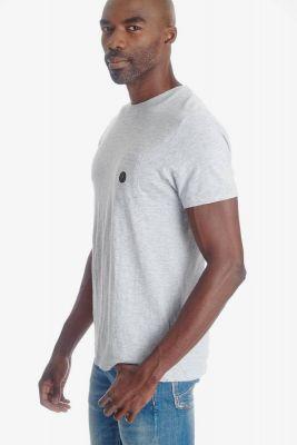 Grey Becal t-shirt