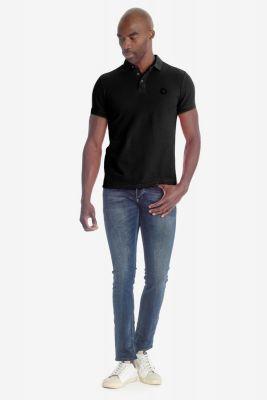 Black Dylon polo shirt
