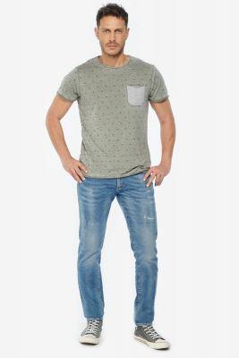 Khaki Krez t-shirt