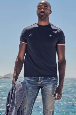 T-shirt Mirto bleu marine