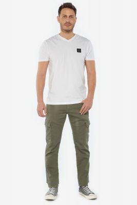 T-shirt Nye blanc