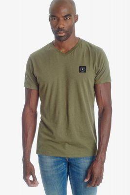 T-shirt Nye kaki