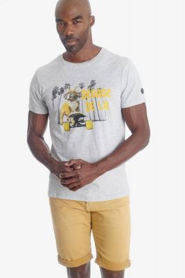 T-shirt Wakulla gris