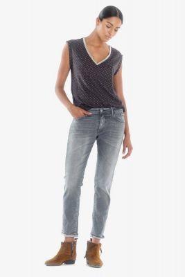 Malo 200/43 boyfit jeans gris N°3