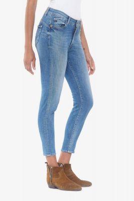 Fawn pulp slim 7/8 ème jeans bleu N°4