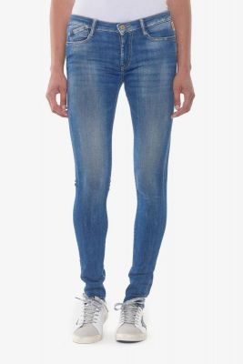 Power skinny jeans blue N°3
