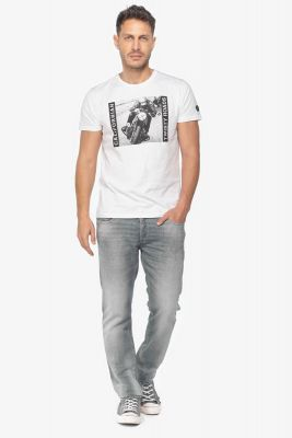 Dovi 700/11 slim jeans gris N°3