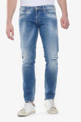 Felip 700/11 slim jeans destroy bleu N°4