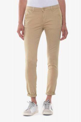 Pantalon chino Lidy8 beige