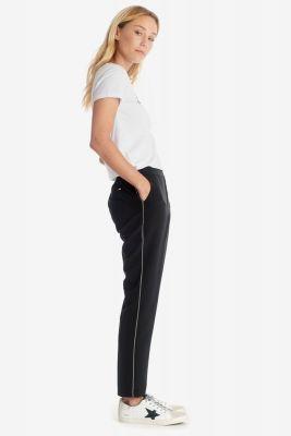 Black Nadine trousers