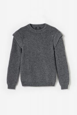 Pull Abelgi gris