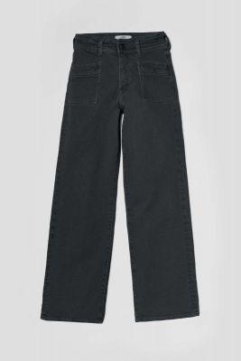 Jeans droit Sispo anthracite