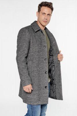 Manteau Medil gris