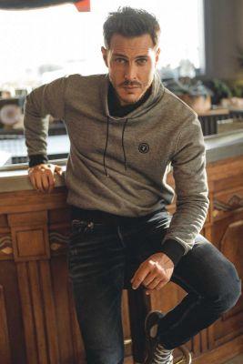 Grey Trogal sweatshirt