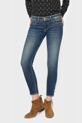Andria pulp slim 7/8th jeans blue N°2