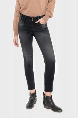 Bari ultra pulp slim 7/8th jeans black N°1
