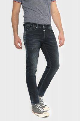 Santos 600/17 adjusted jeans destroy blue-black N°1