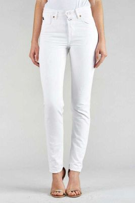 Jeans 400/16 mom blanc