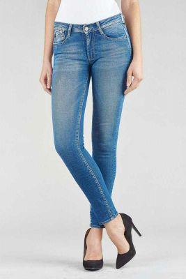 Jeans Power skinny bleu clair