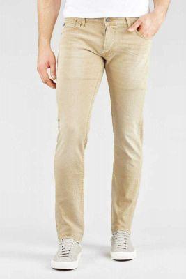 Jeans 700/11 slim stretch beige