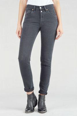 Jeans 400/16 Mom Slim noir