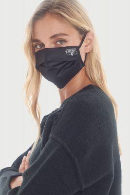 Pack de 2 masques de protection visage Cat.1 (UNS 1) en coton