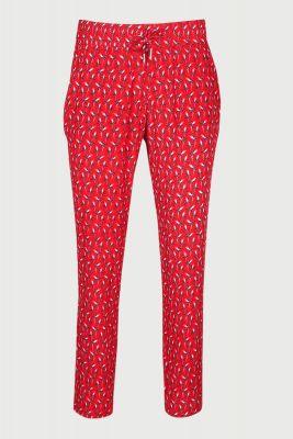 Pantalon Liane rouge