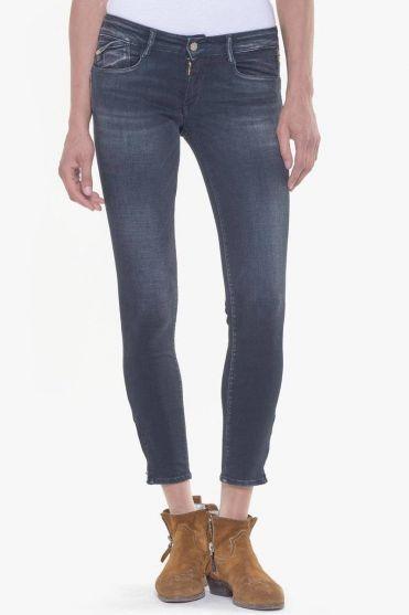 Betty pulp slim 7/8ème jeans bleu-noir N°1