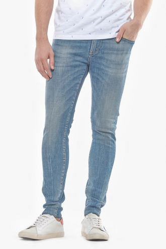 Power skinny jeans bleu N°4