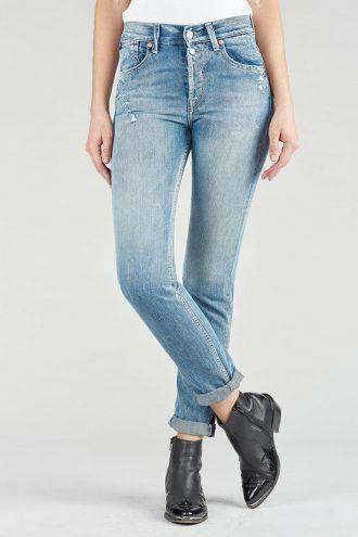 Jeans 400/16 mom slim blue