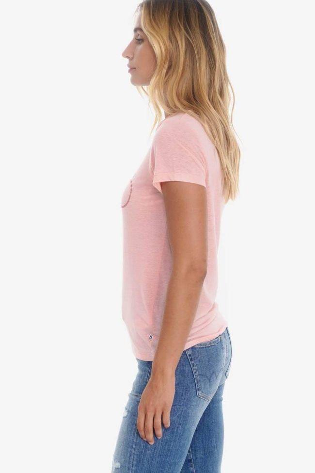 Pink Basitrame t-shirt