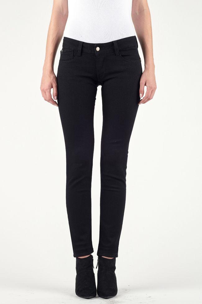 Pulp Skinny Jeans Pure Black