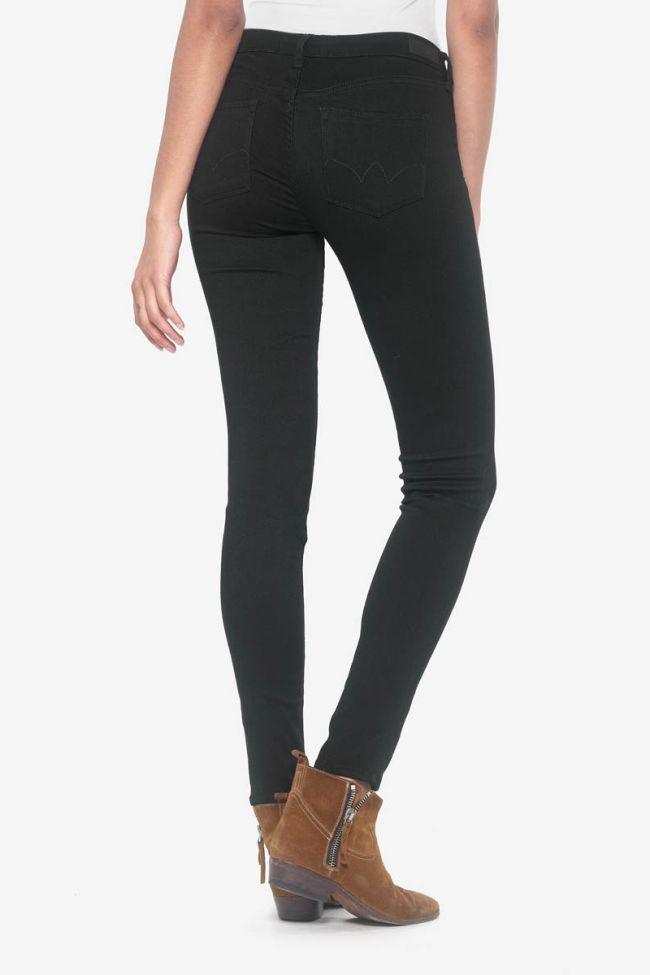 Ultra Power Skinny Jeans Pure Black N°0