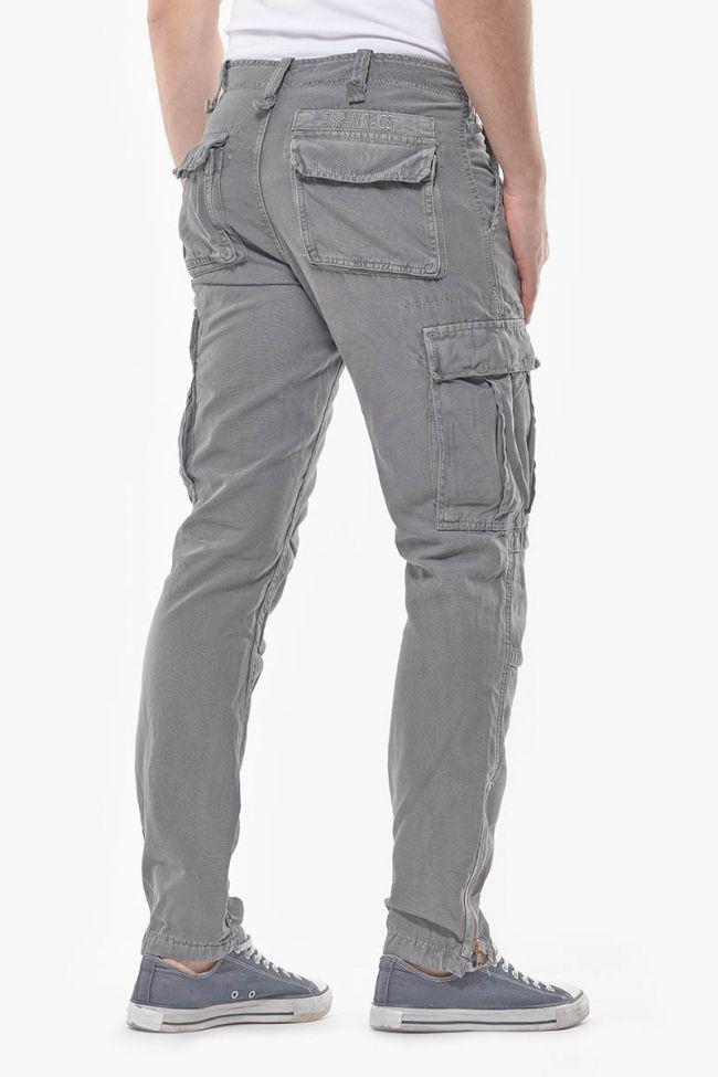 Pantalon Treillis Mirado gris