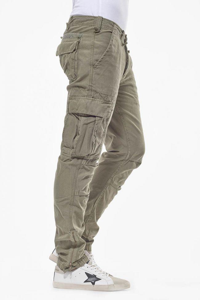 Pantalon Treillis Mirado kaki