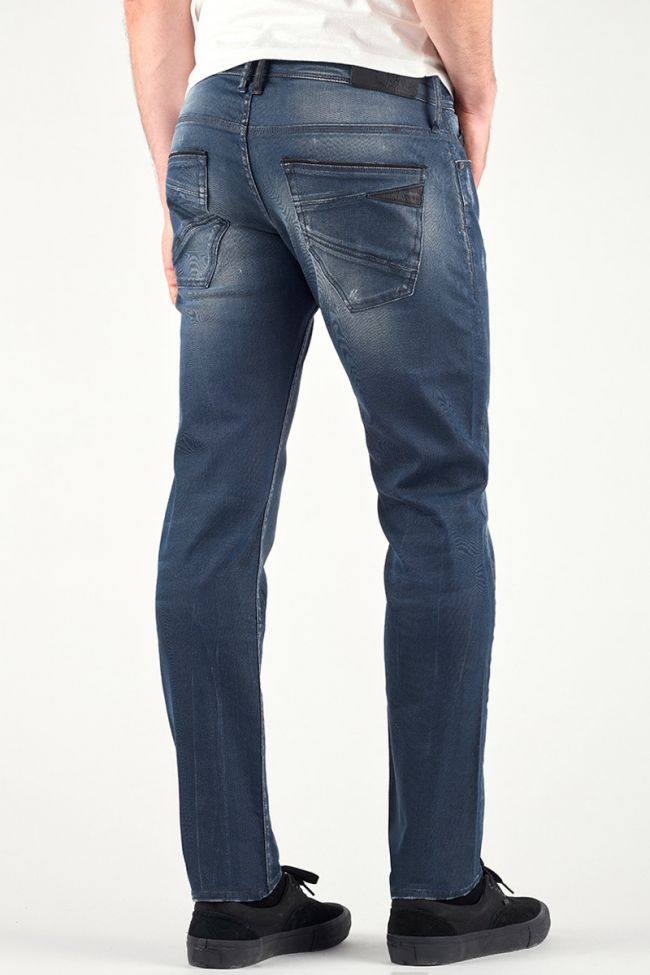 Jeans 700/11 slim stretch bleu-noir N°3