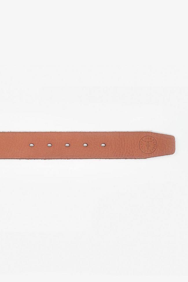 Brown clint belt