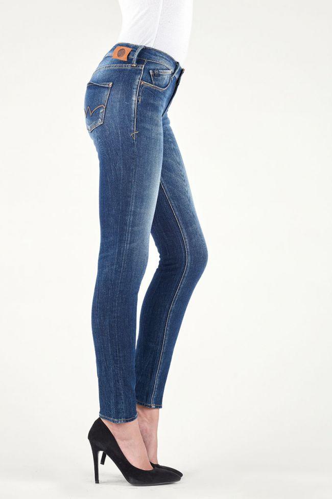 Jeans 300/16 Slim Peg Bleu
