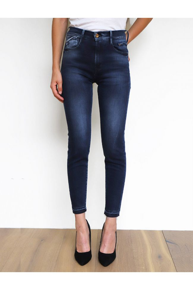 Jeans Power Skinny Taille Haute Claudia