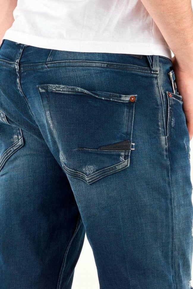 Adjusted Jeans 600/17 Blue Black