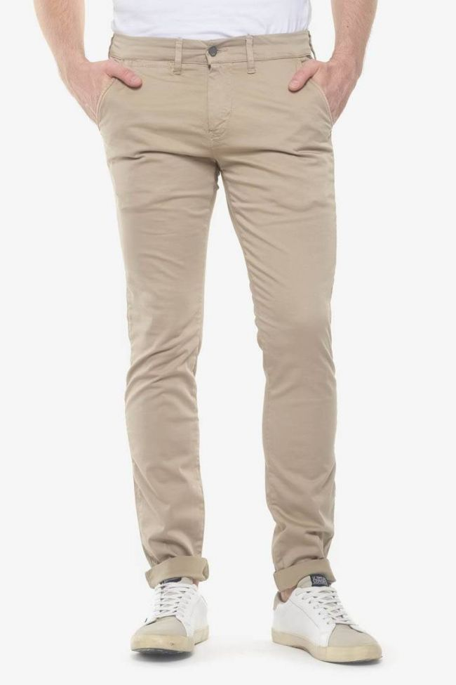 Beige Chino trousers Jas