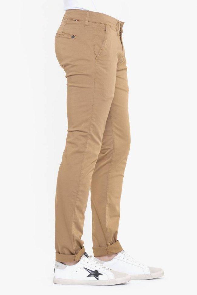 Pantalon Chino Jas moutarde