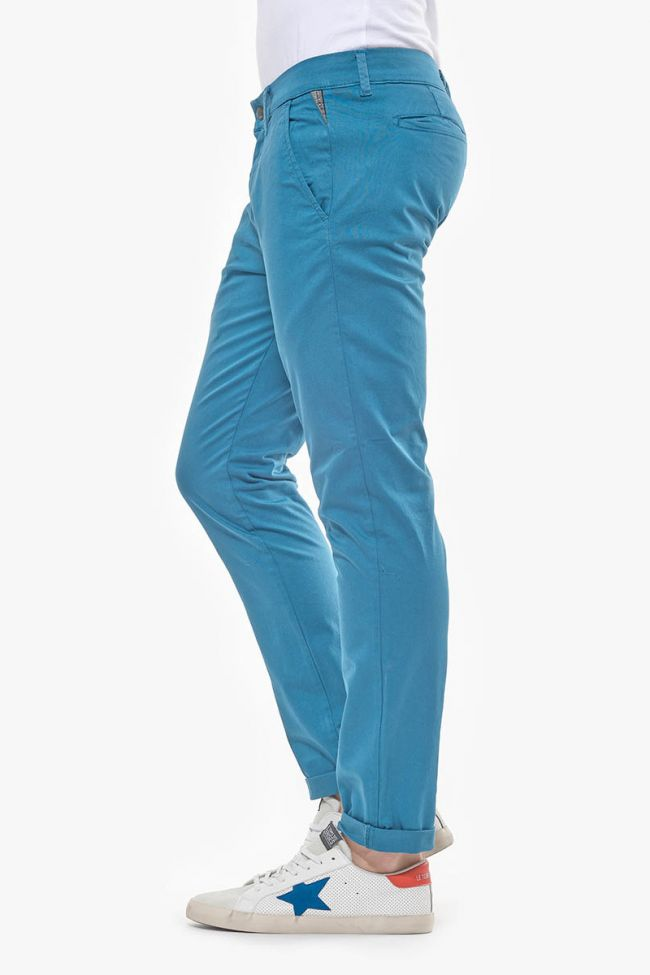Ink blue Chino pants Jas