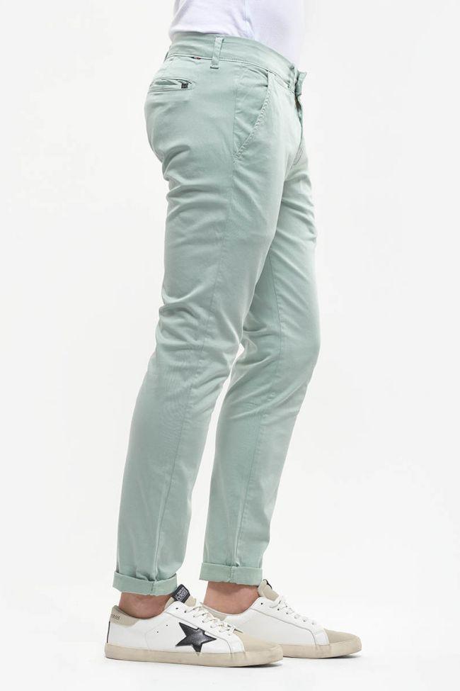 Pantalon Chino Slim Jas Jade